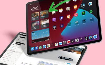 Widgets de Notion en iOS y iPadOS