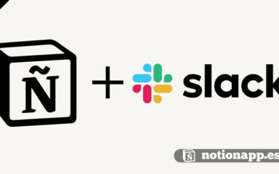 Cómo integrar Notion con Slack