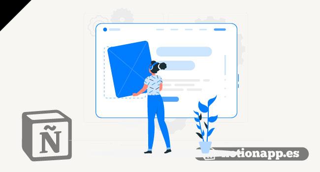 Construir una web con Notion